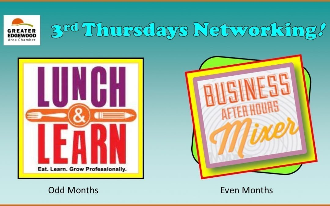 3rd Thursday Chamber Networking