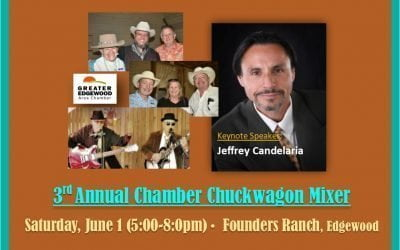 3rd Annual Chamber Chuckwagon brings BIG talent!