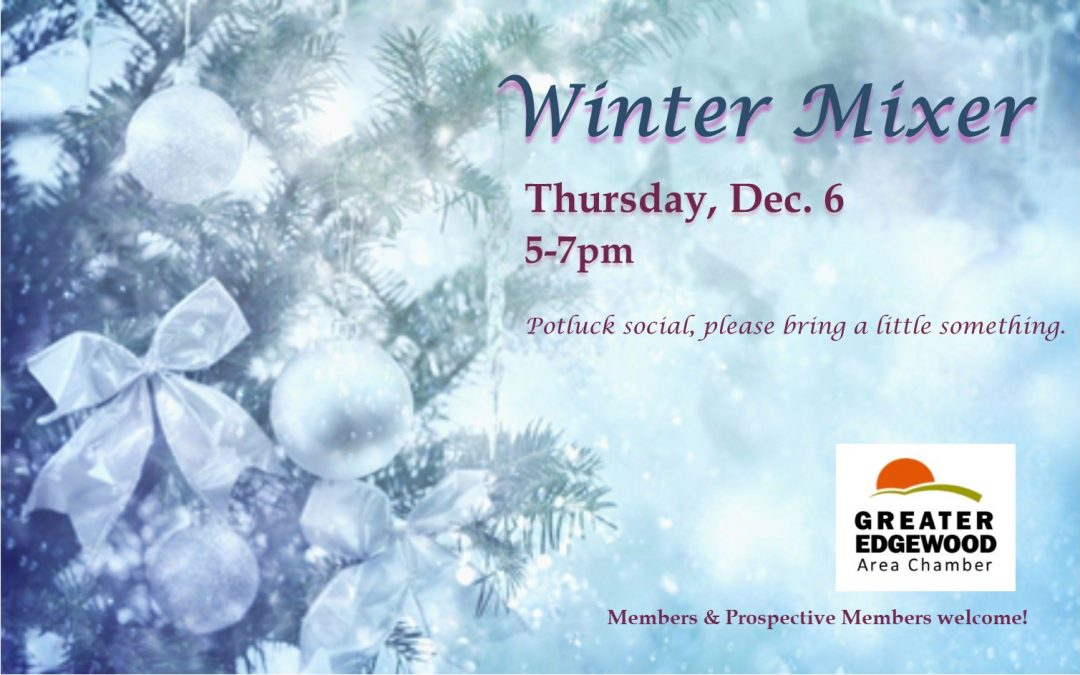 Annual Winter Mixer