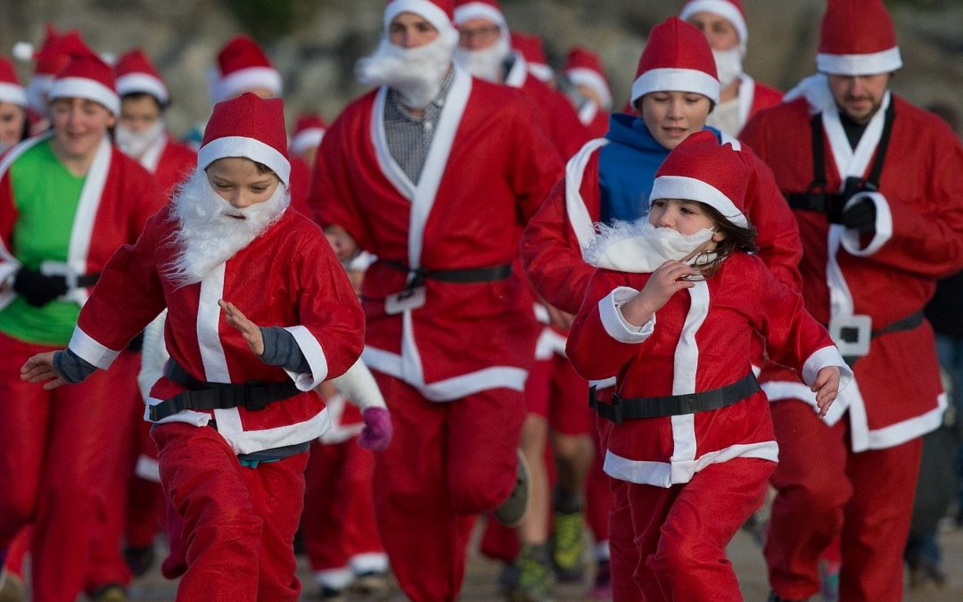 Santa Fun Run — Dec 22 — in Edgewood