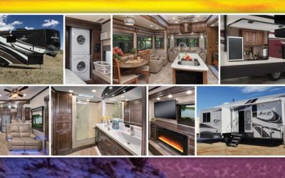 Open House — RV Sales — April 5 & 6