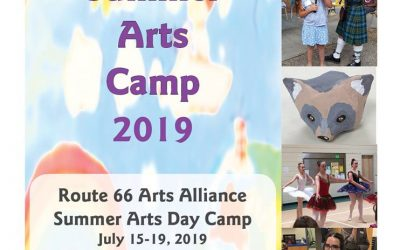 Summer Arts Camp 2019