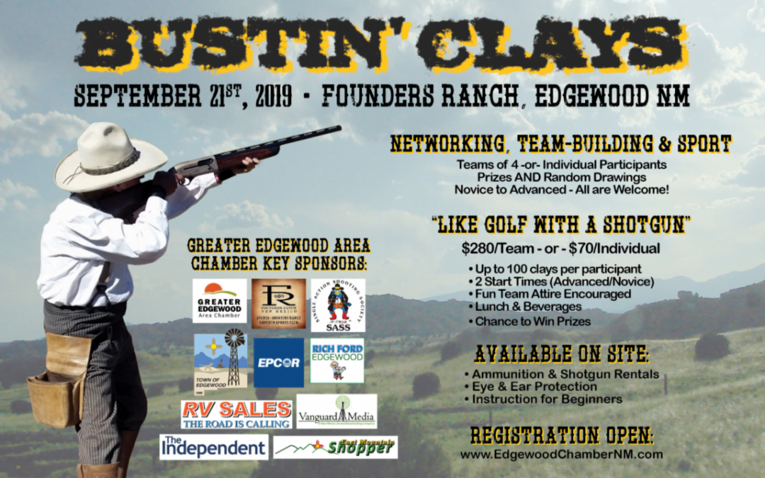 Bustin' Clays 2019 — September 21