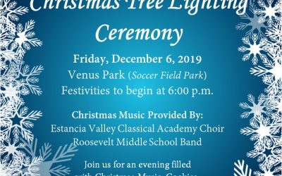 Edgewood Christmas Tree Lighting – Dec 6