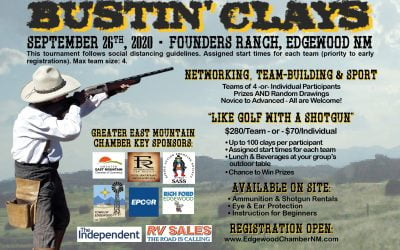 5th Annual Bustin' Clays — Sept 26